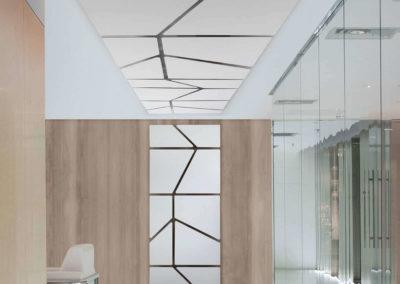 solution acoustique murale et de plafond