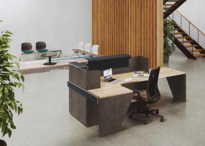 projet bureau accueil arvor bureau les sorinières