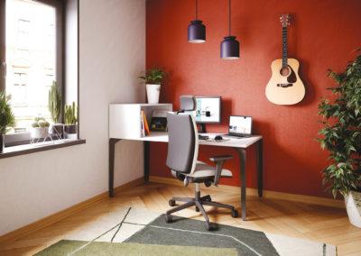 chaise de bureau ergonomique confort 44