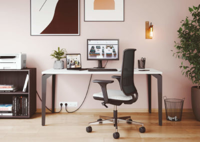 Olympe Assise Bureau Confort