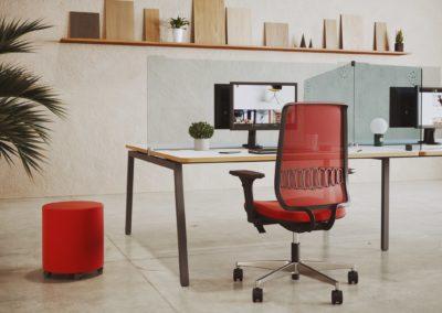 Olympe Chaise Bureau Confort