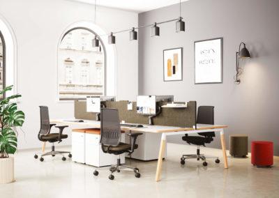 Panneaux acoustique bureau