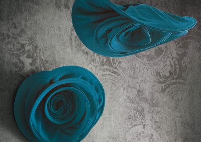 solution acoustique fleur murale et suspendue