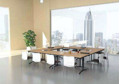 salle de réunion modulable Arvor bureau