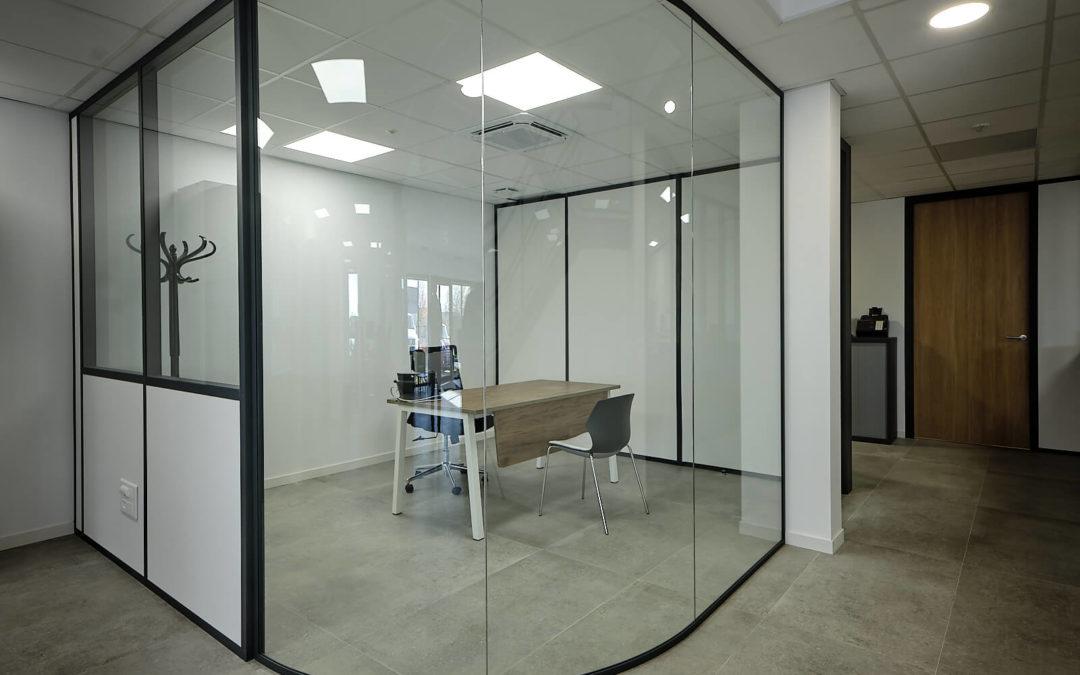 Création d'un espace de bureau AMISTA aux Sorinières